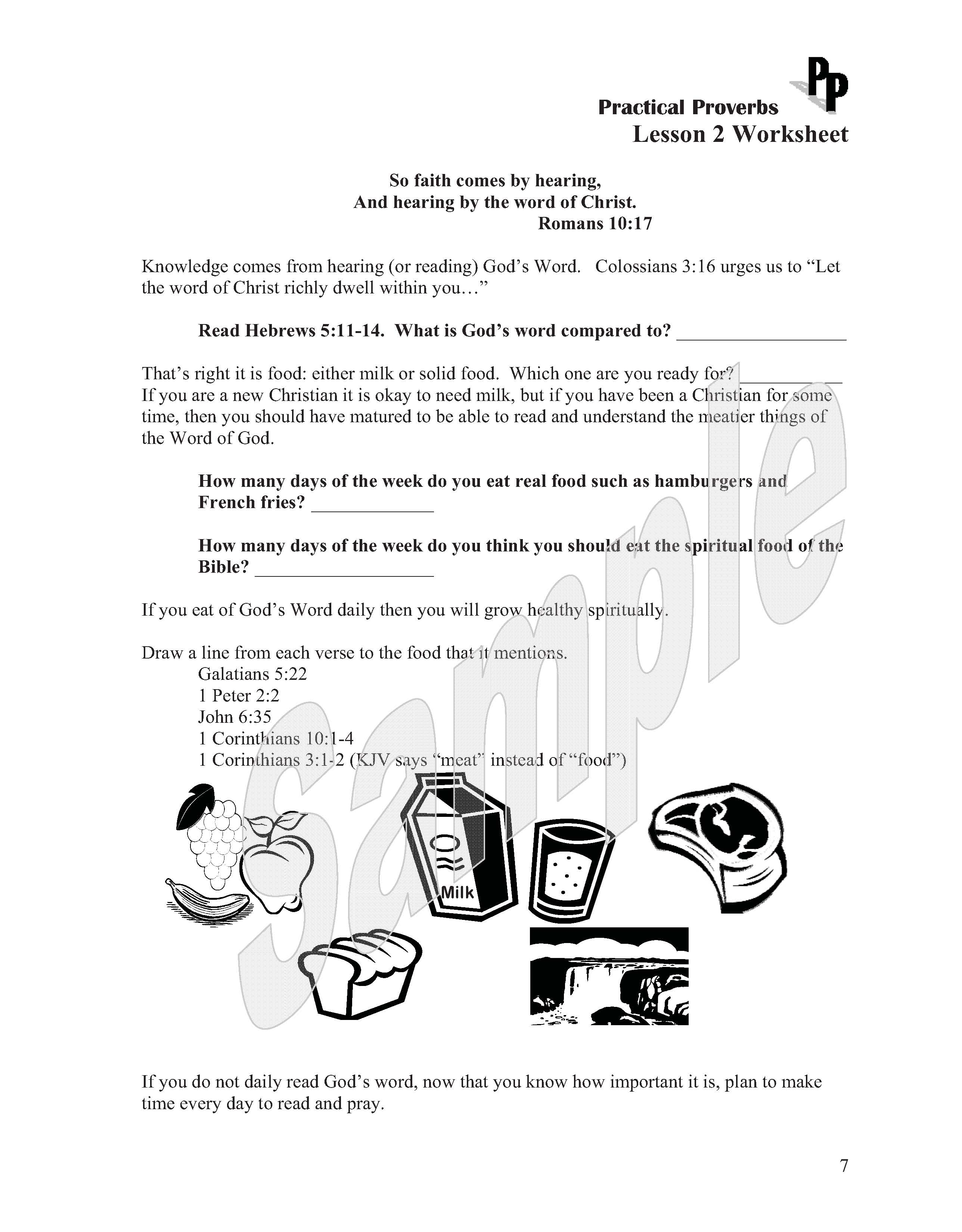 Proverbs Worksheets For Grade 5 Worksheets for Education – Nova Absolute Zero Worksheet