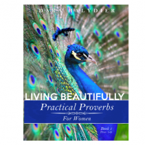 Living Beautifully Book Cover Book 1